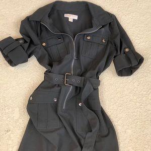 Michael Kors Safari Dress